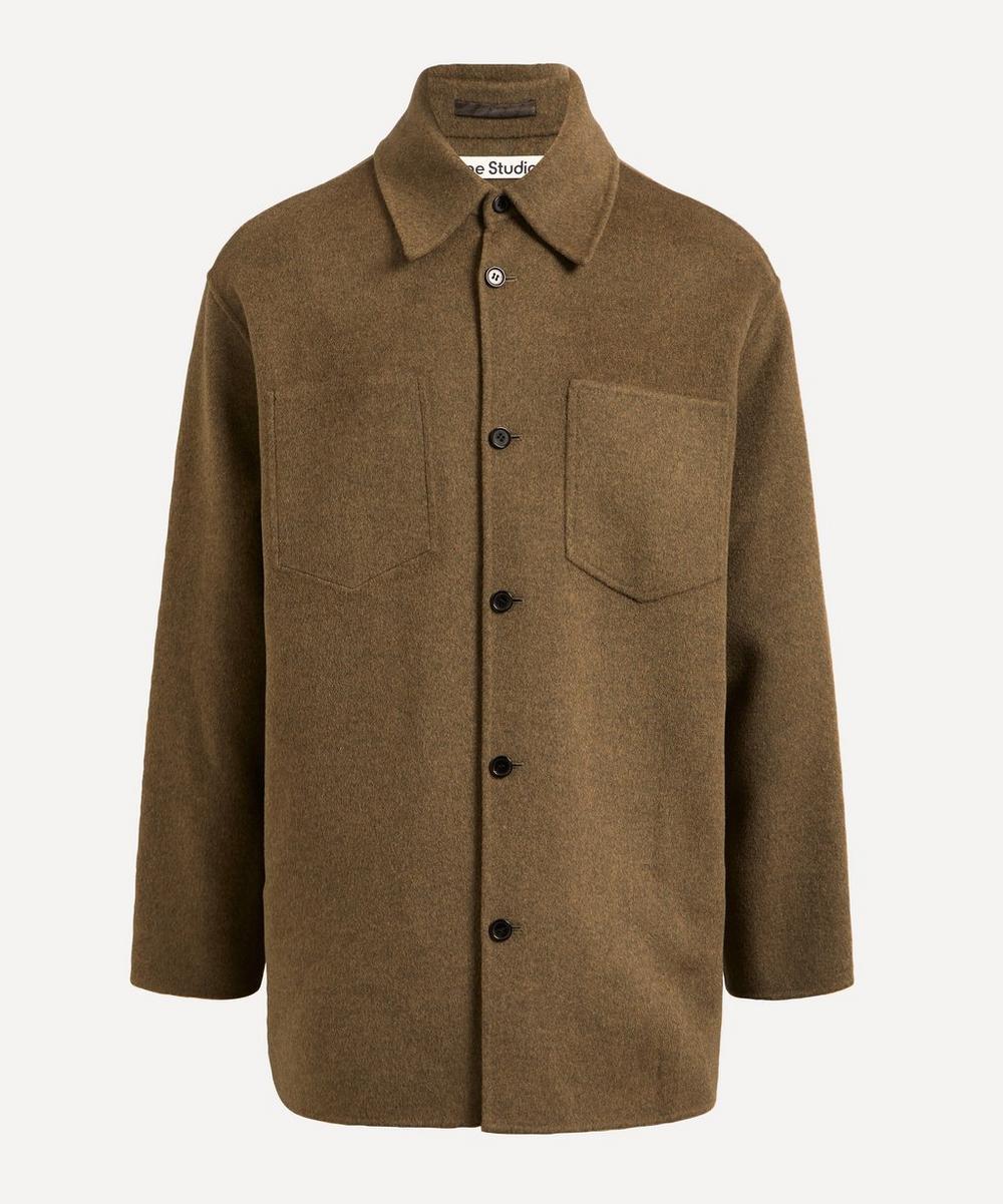 Acne Studios - Wool Shirt Jacket