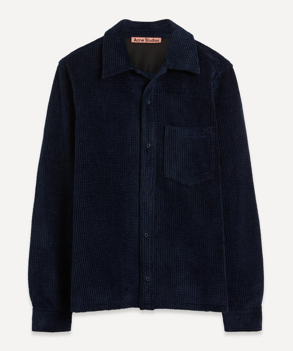 Acne Studios - Corduroy Shirt image number 0