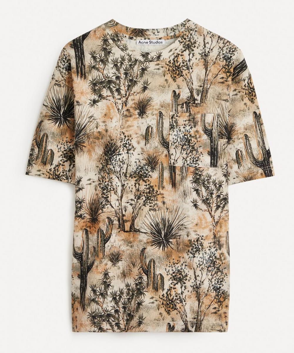Acne Studios - Desert Print T-Shirt