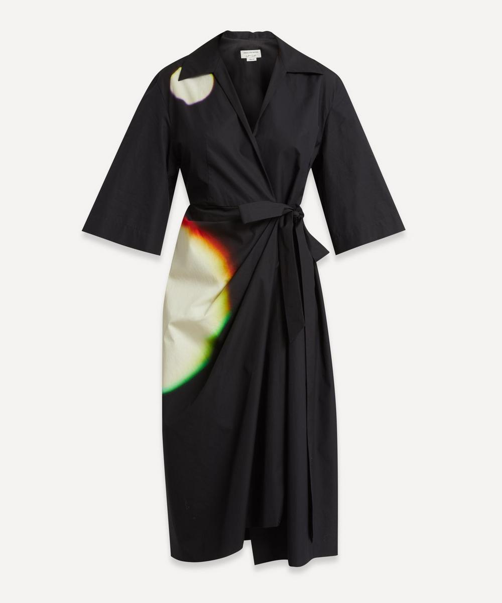 Dries Van Noten - Circle Moon Wrap Dress