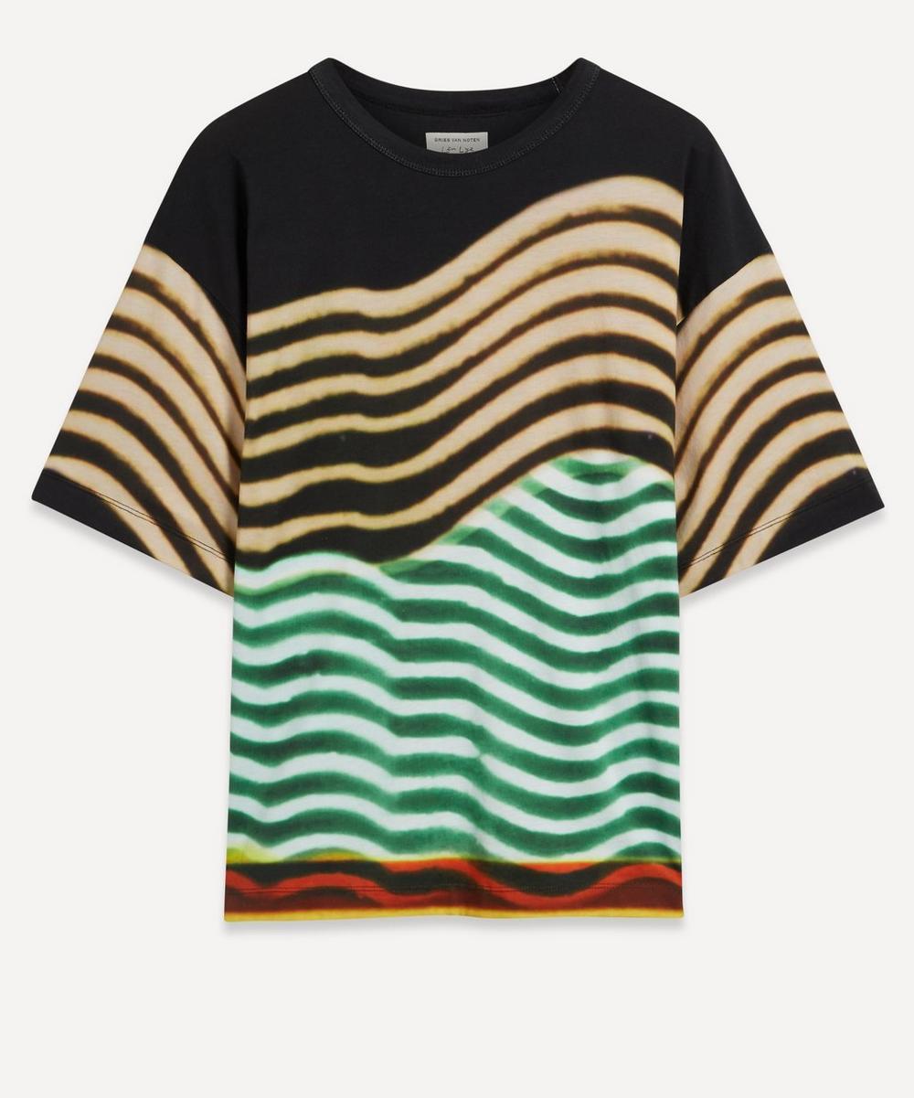 Dries Van Noten - Len Lye Stripe T-Shirt