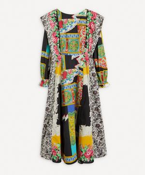 Jutta Archive Print Dress