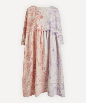 Oust Hand-Marbled Chino Dress