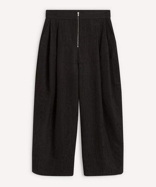 Rachel Comey - Bandini Moire Wool-Mix Trousers