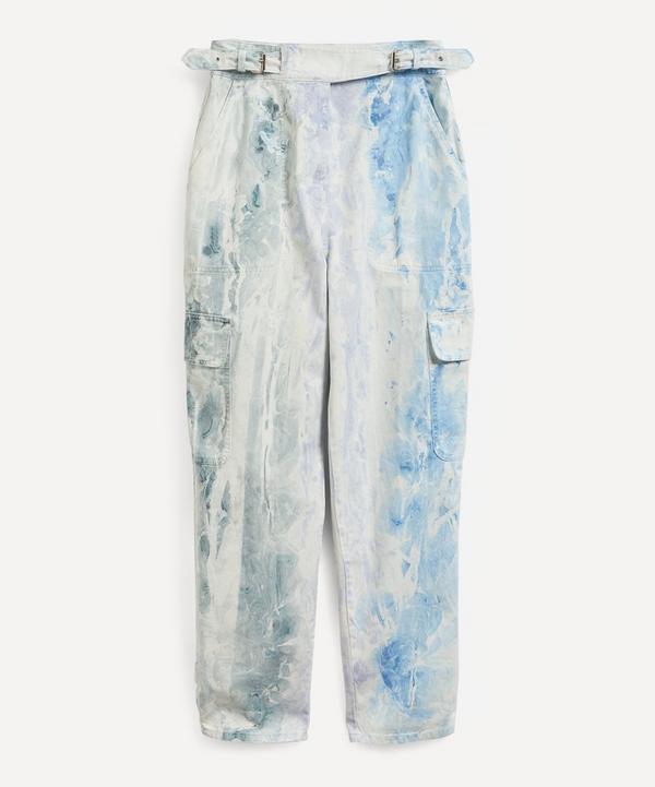 Rachel Comey - Roam Ink Marble Trousers