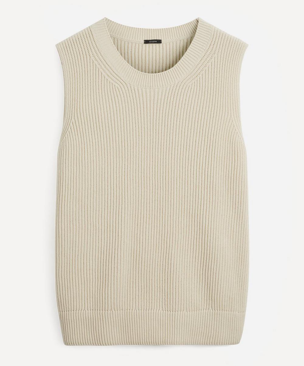 Joseph - Egyptian Cotton Knit Tank Top