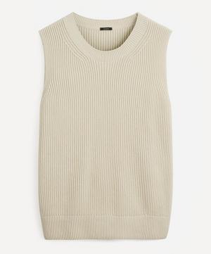 Egyptian Cotton Knit Tank Top