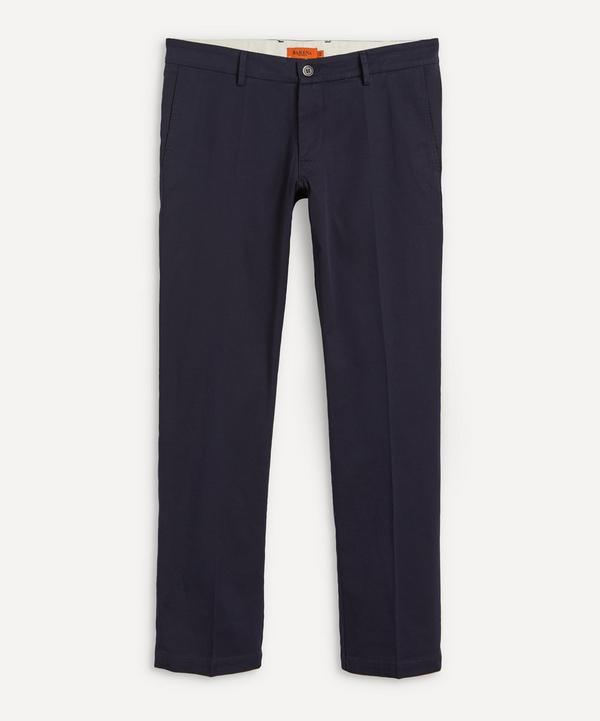 Barena - Regular Fit Front Pleat Trousers