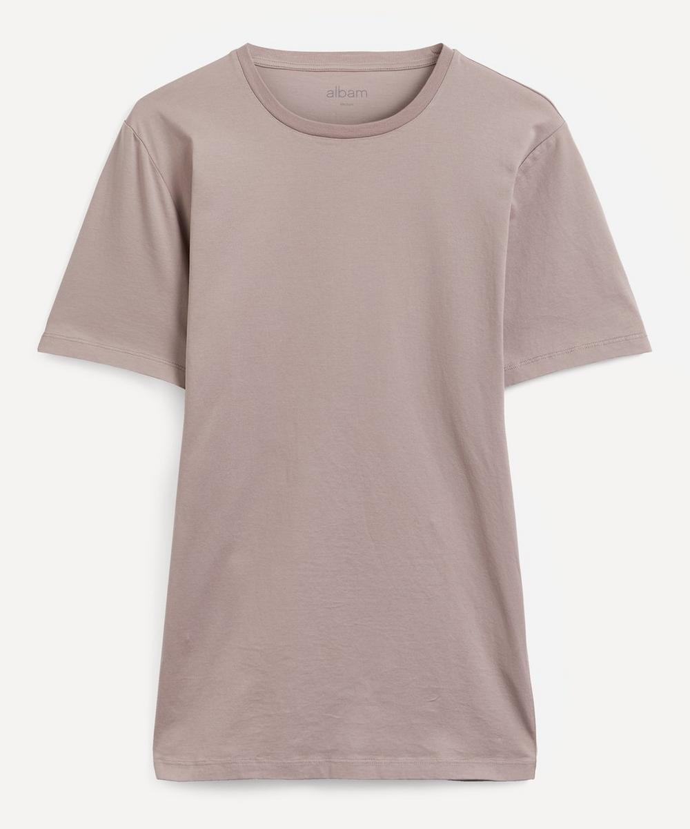 Albam - Classic Cotton T-Shirt
