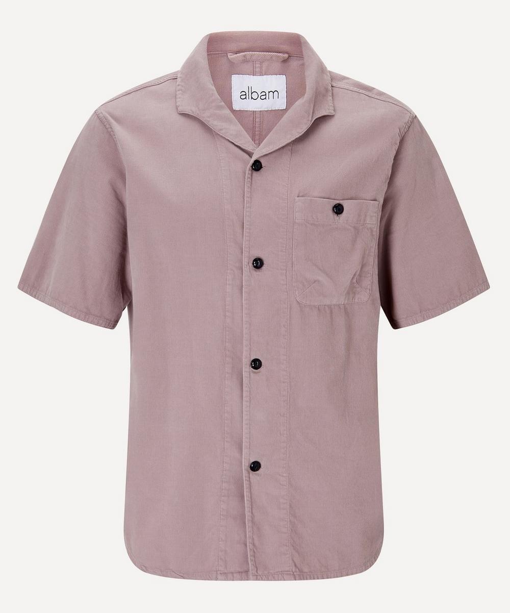 Albam - Needle Cord Miles Shirt