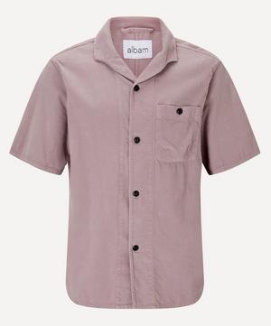 Needle Cord Miles Shirt