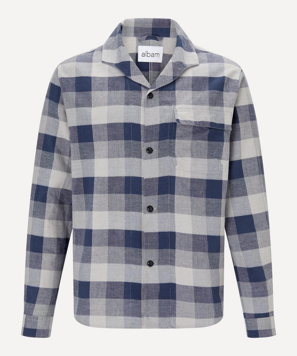 Albam - Miles Pyjama Pocket Shirt