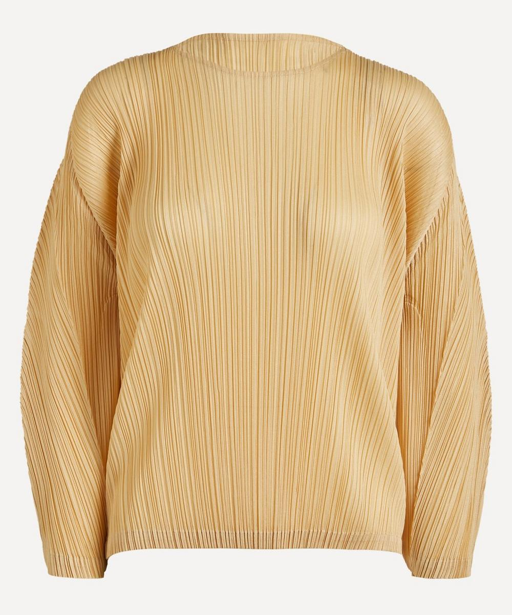 Pleats Please Issey Miyake - January Monthly Colours Top