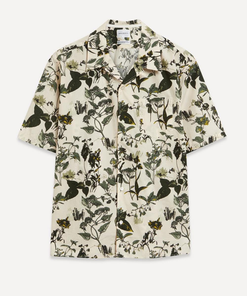 Norse Projects - Carsten Cotton-Poplin Short-Sleeve Shirt