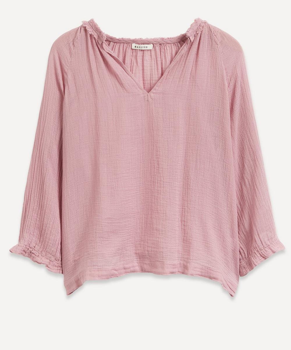 Masscob - Dune Crinkle Shirt