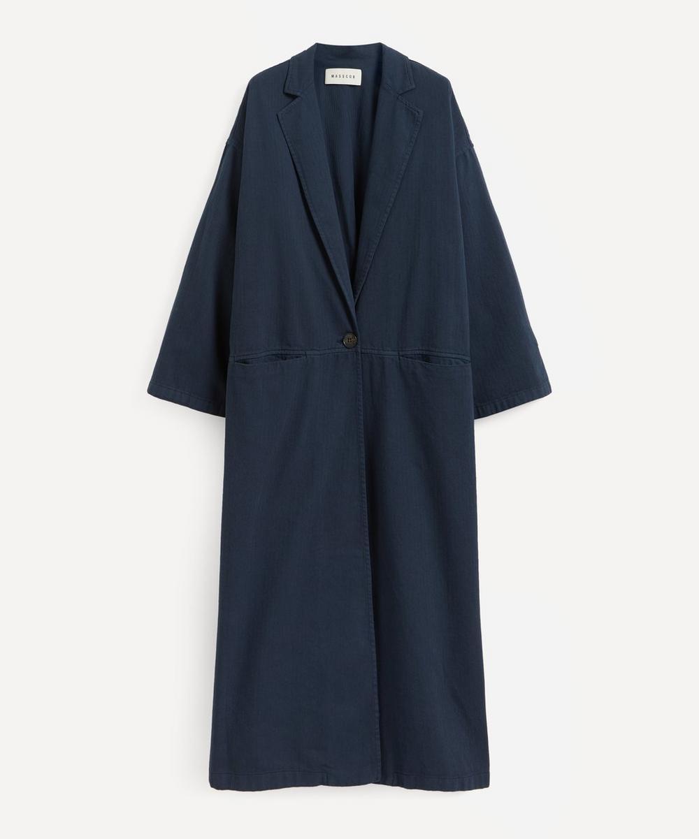 Masscob - Alghero Oversized Cotton Coat