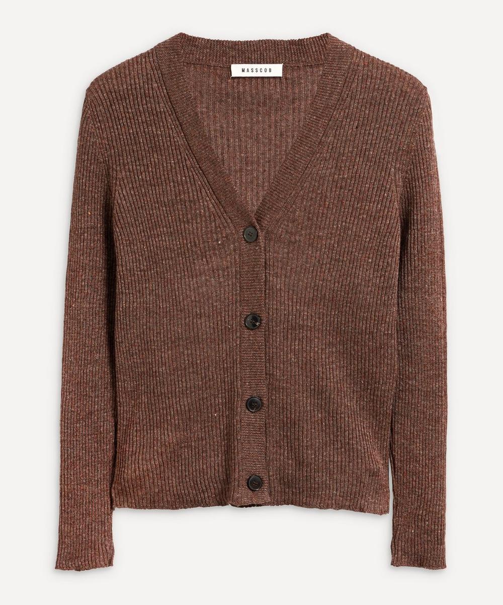 Masscob - Canebas Knit Cardigan