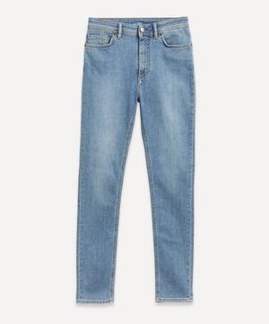Peg Skinny High-Waist Jeans