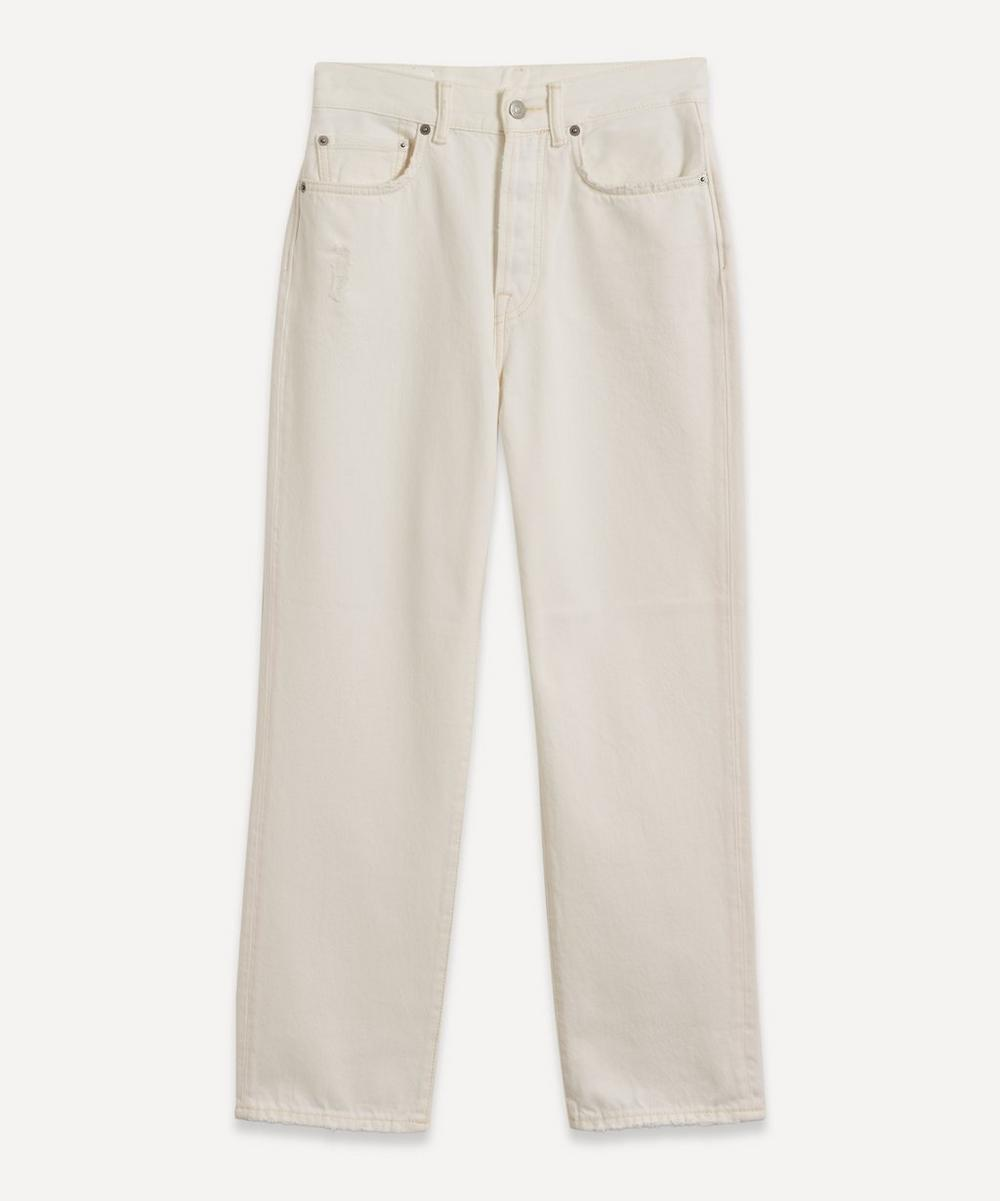 Acne Studios - Mece Rigid Straight-Leg Jeans