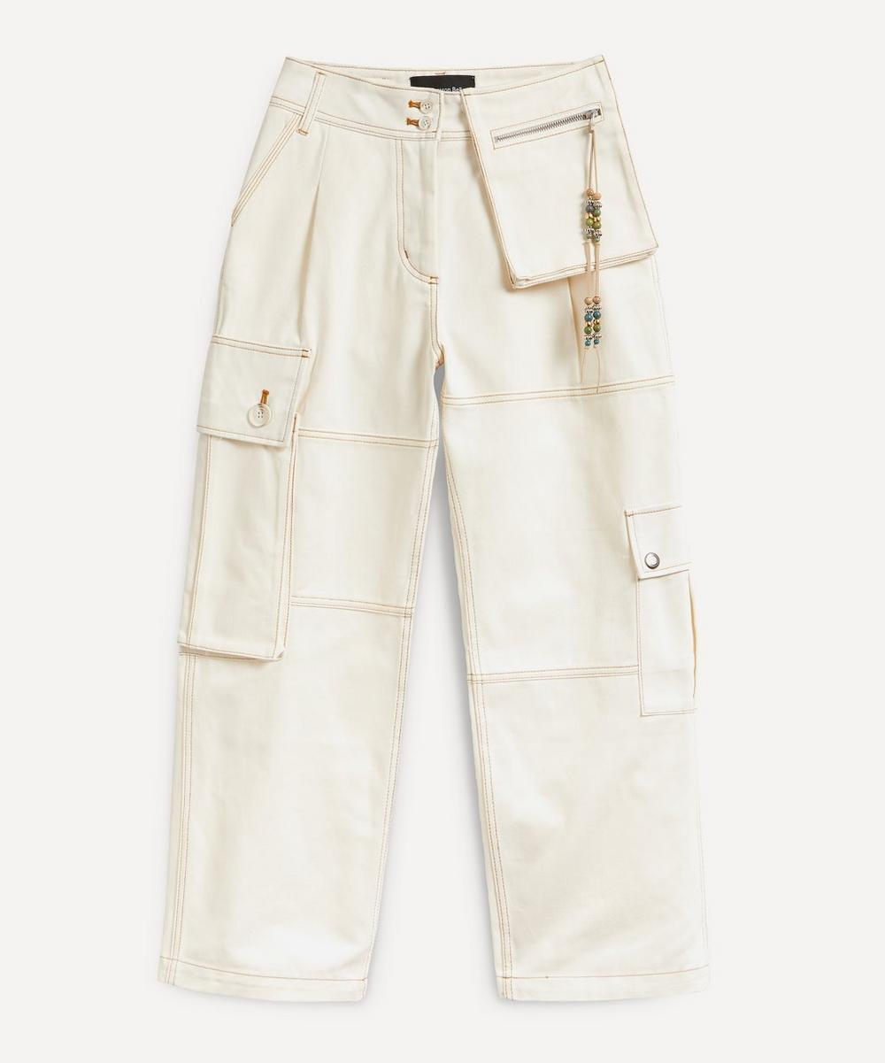 Andersson Bell - Alex Twill Cargo Trousers