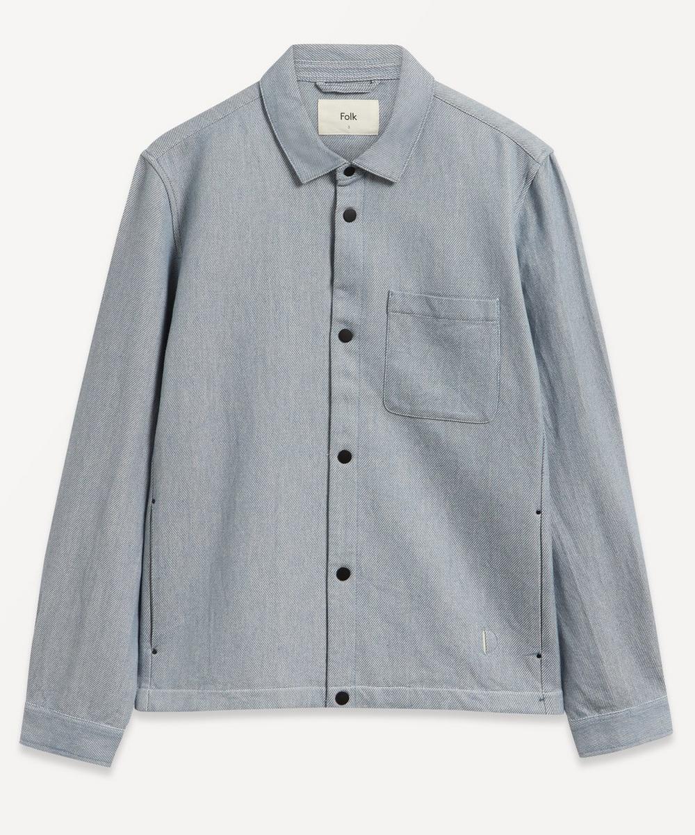 Folk - Orb Twill Jacket