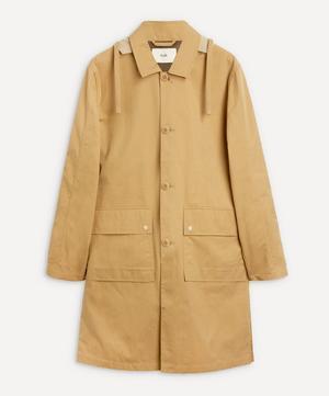 Hooded Mac Coat