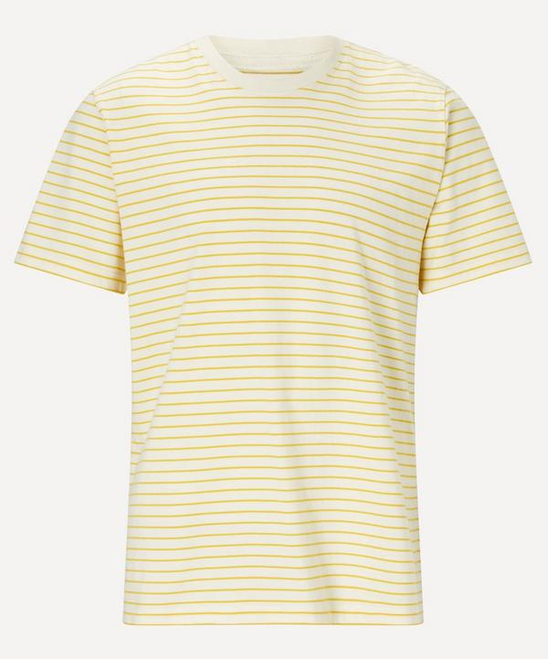 Folk - Standard Stripe Cotton T-Shirt