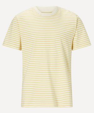 Standard Stripe Cotton T-Shirt