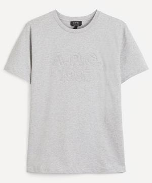 Hartman Embroidered Logo T-Shirt