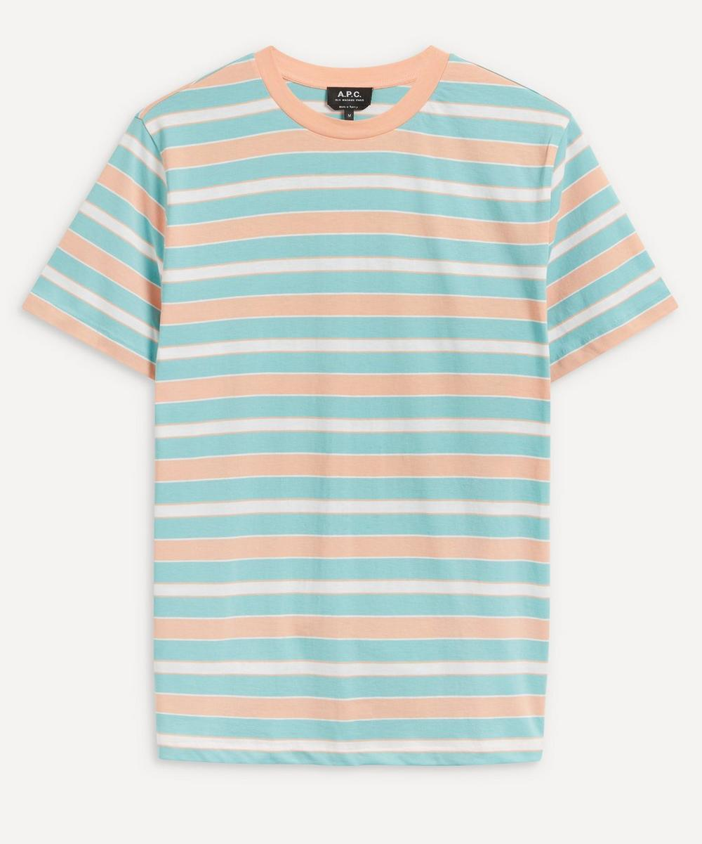 A.P.C. - Gio Multi-Stripe T-Shirt