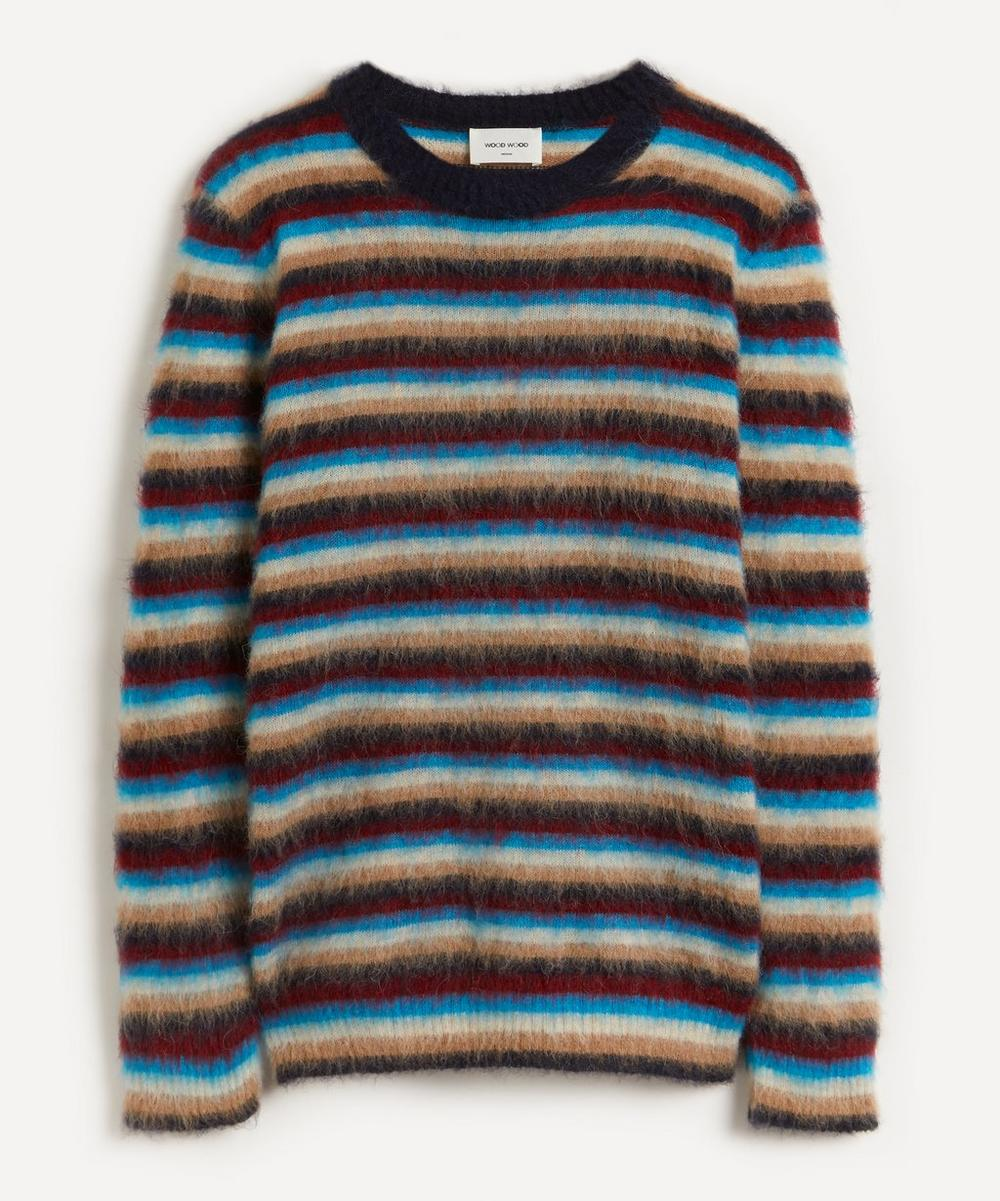 Wood Wood - John Stripe Jumper