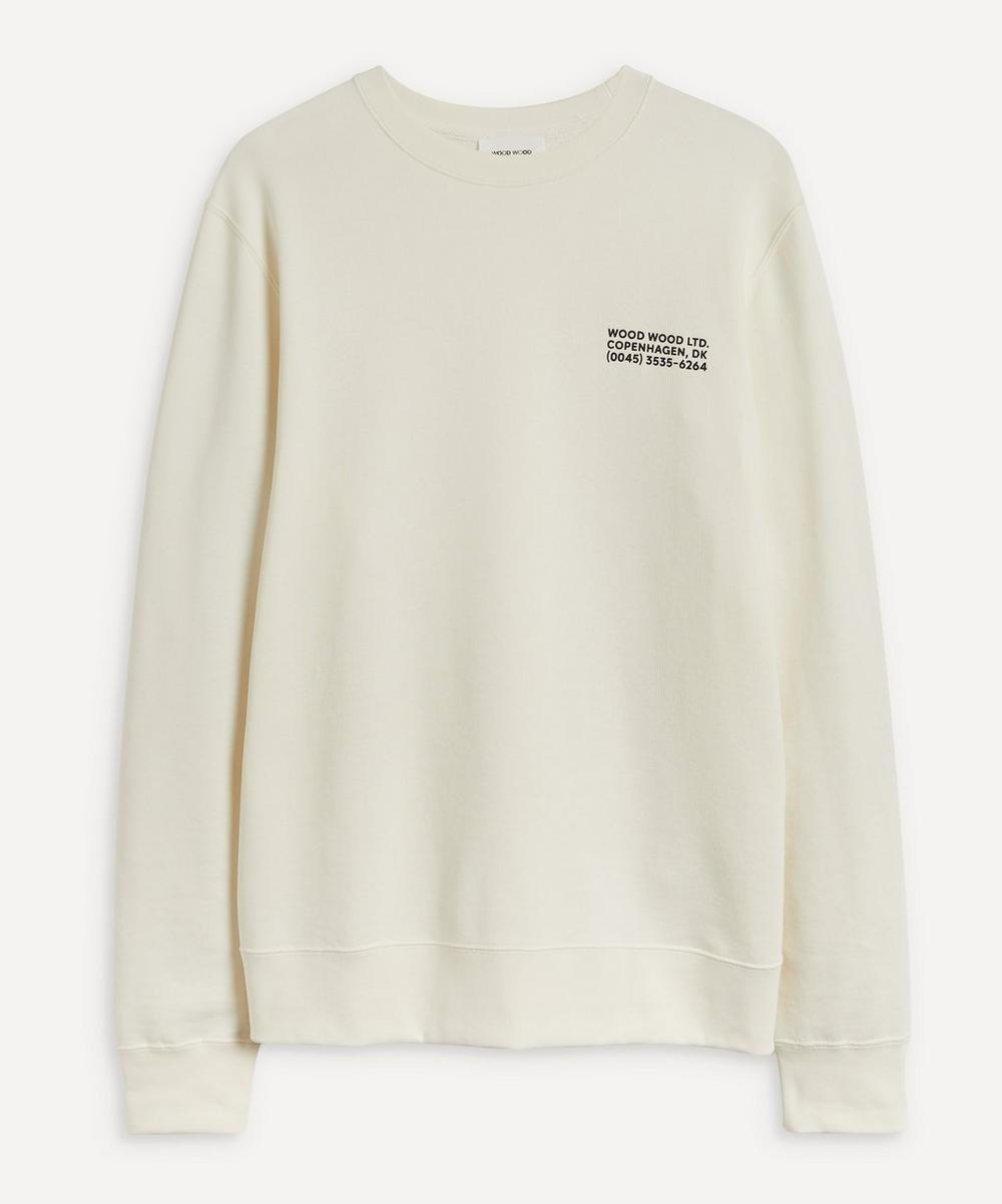 Wood Wood - Hugh Info Sweatshirt