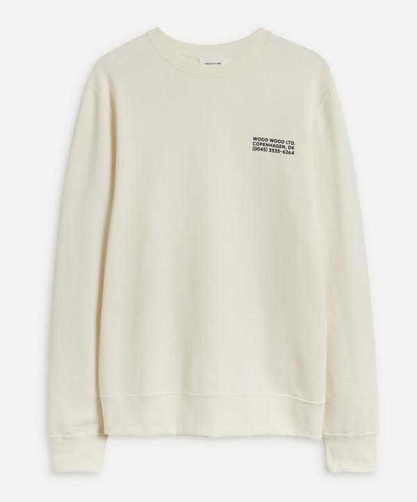 Wood Wood - Hugh Info Sweatshirt