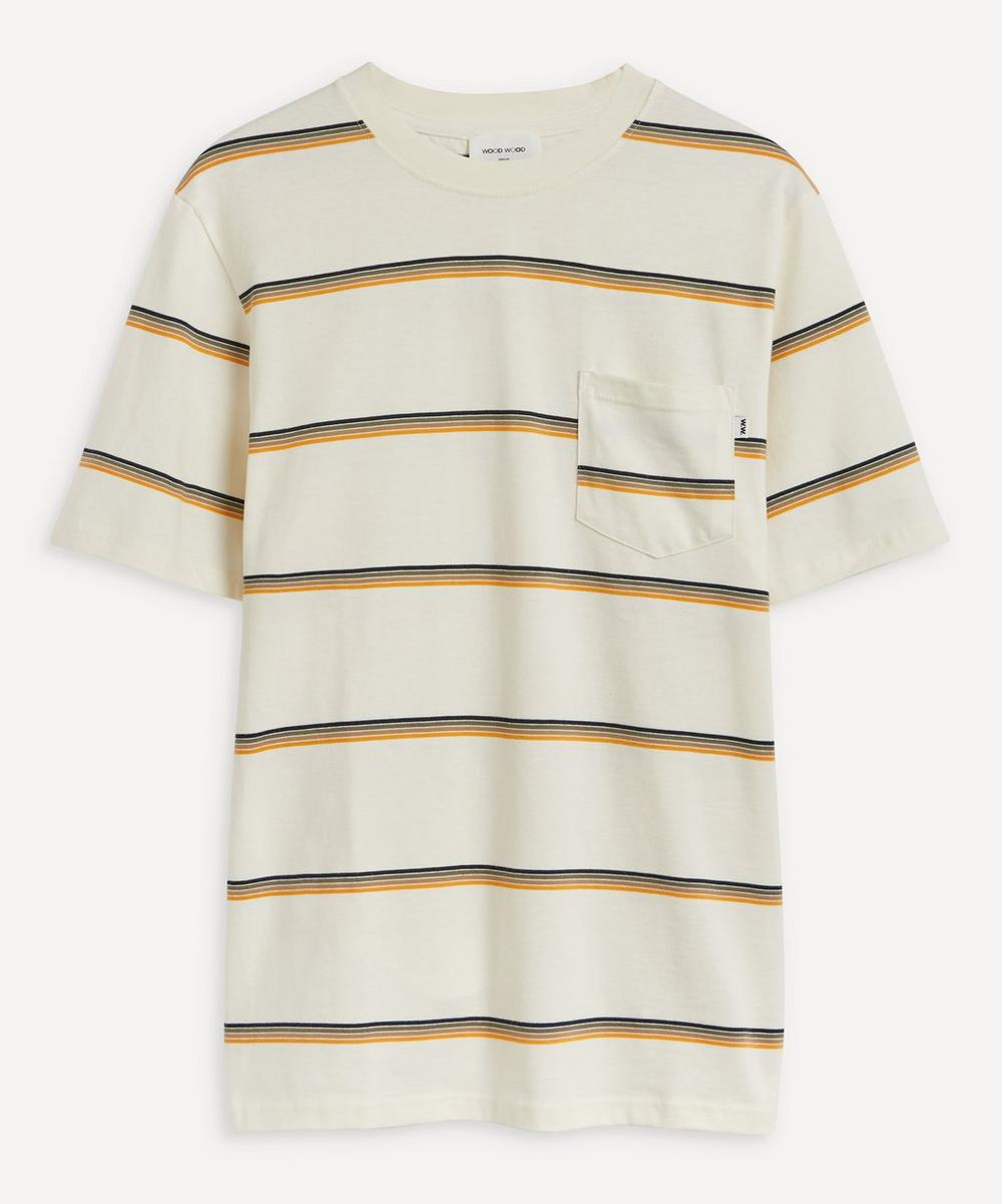 Wood Wood - Bobby Striped T-Shirt