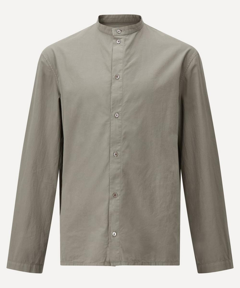 Lemaire - Long-Sleeve Blouse Top