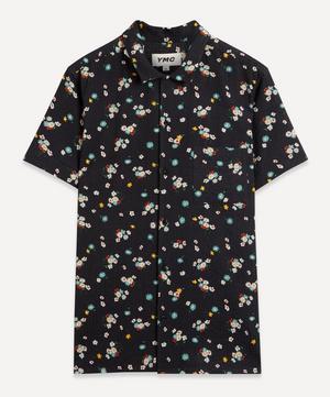 Malick Floral Seersucker Shirt