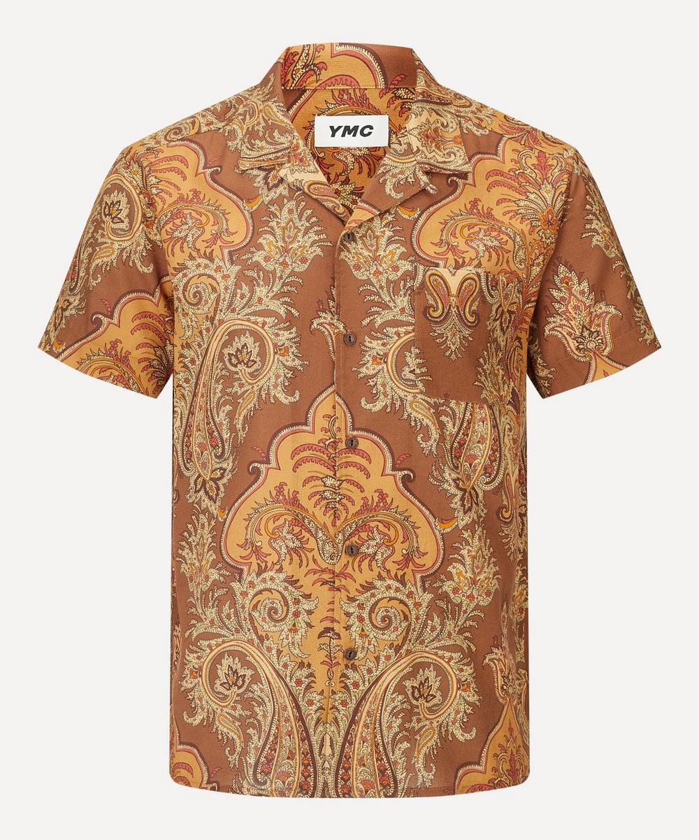YMC - Malick Paisley Cotton Shirt