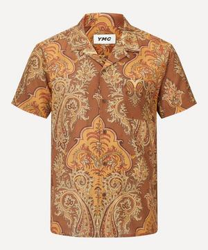 Malick Paisley Cotton Shirt