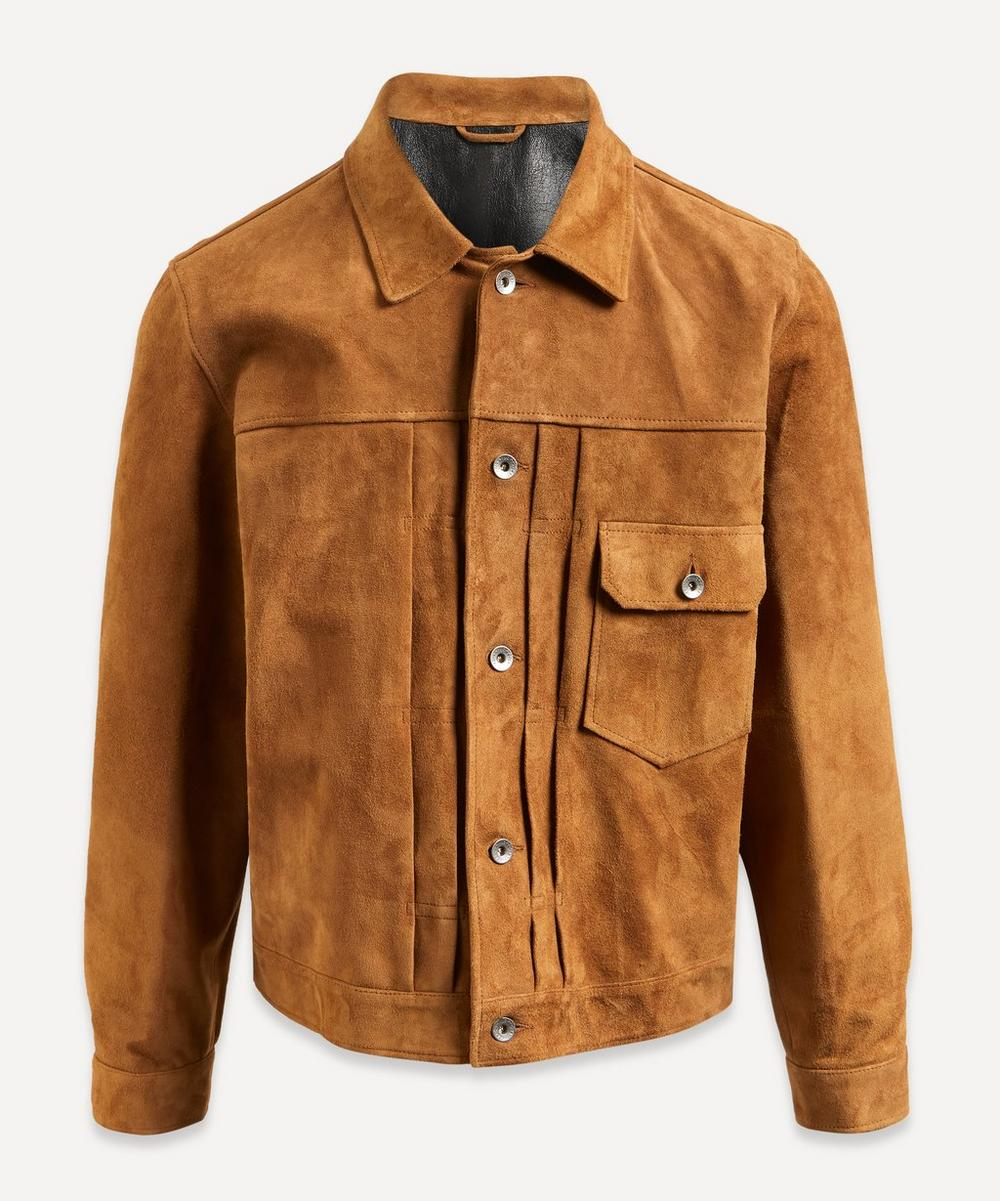 YMC - MK1 Suede Jacket