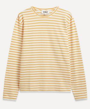 X Stripe Jersey Sweatshirt