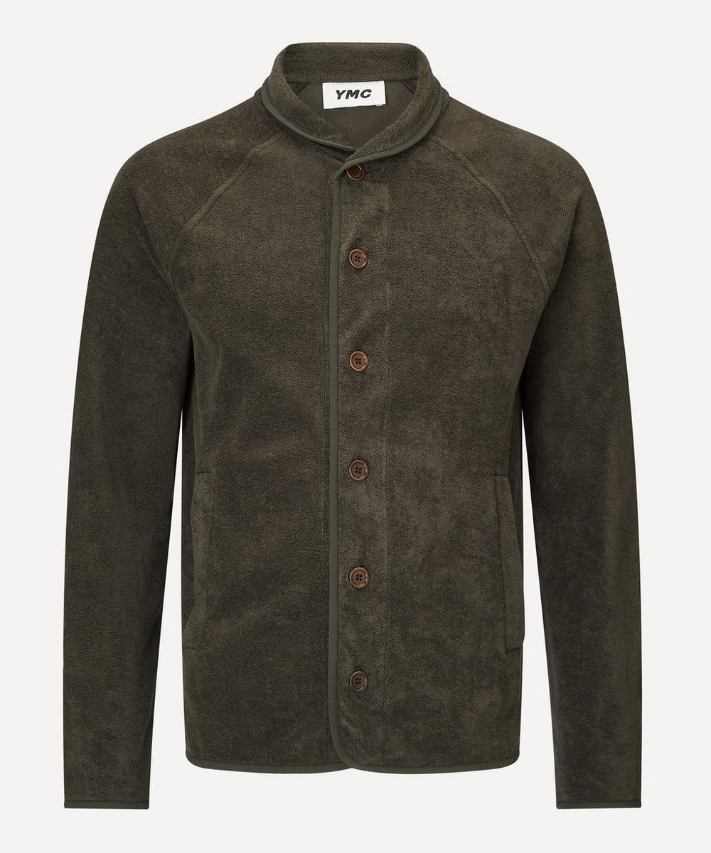 YMC - Beach Cotton Towelling Jacket