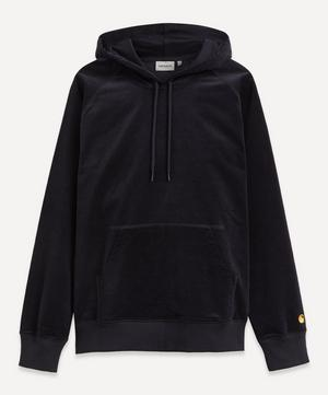 Hooded Cord Sweatshirt