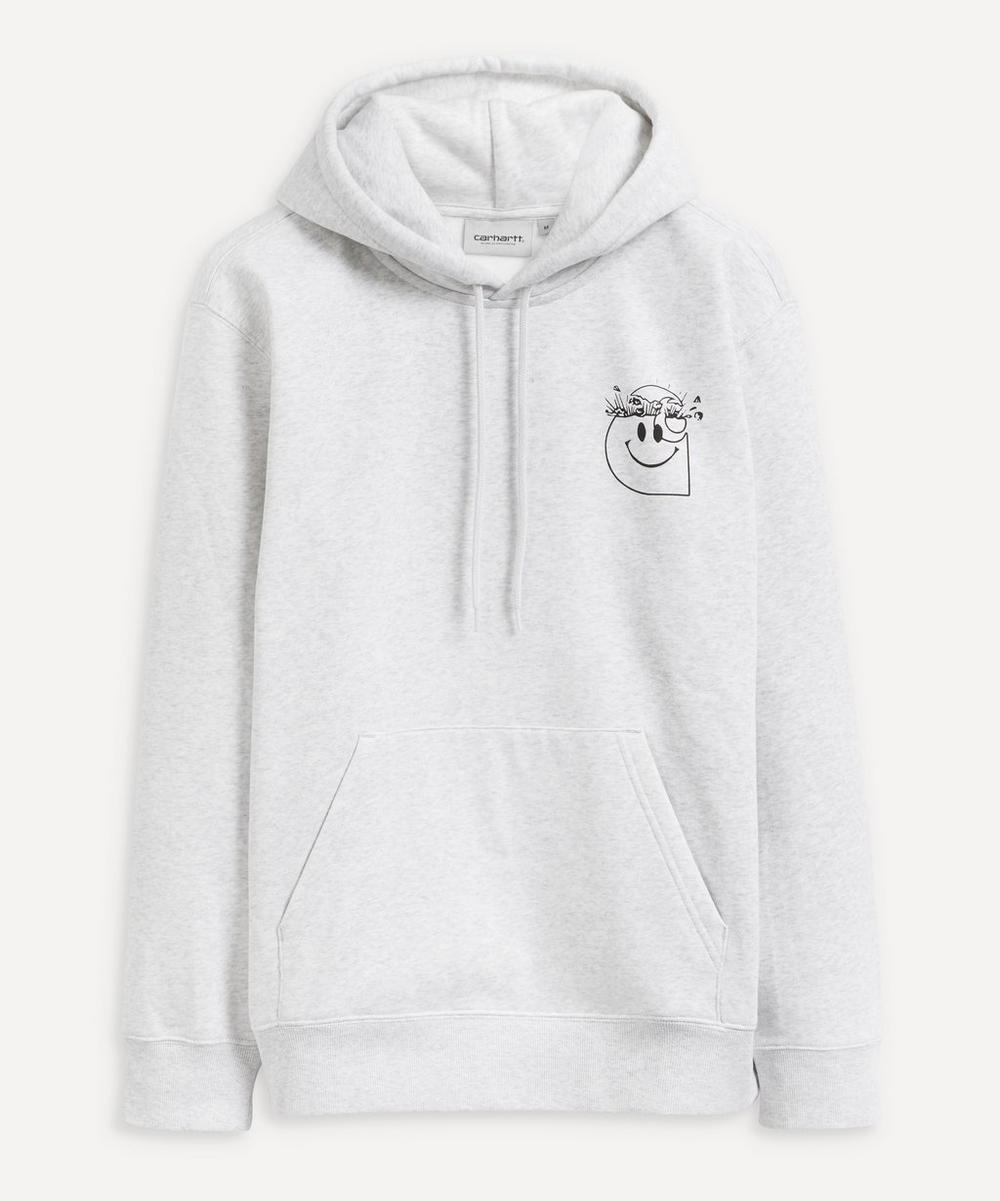 Carhartt WIP - Smiley Hooded Sweatshirt