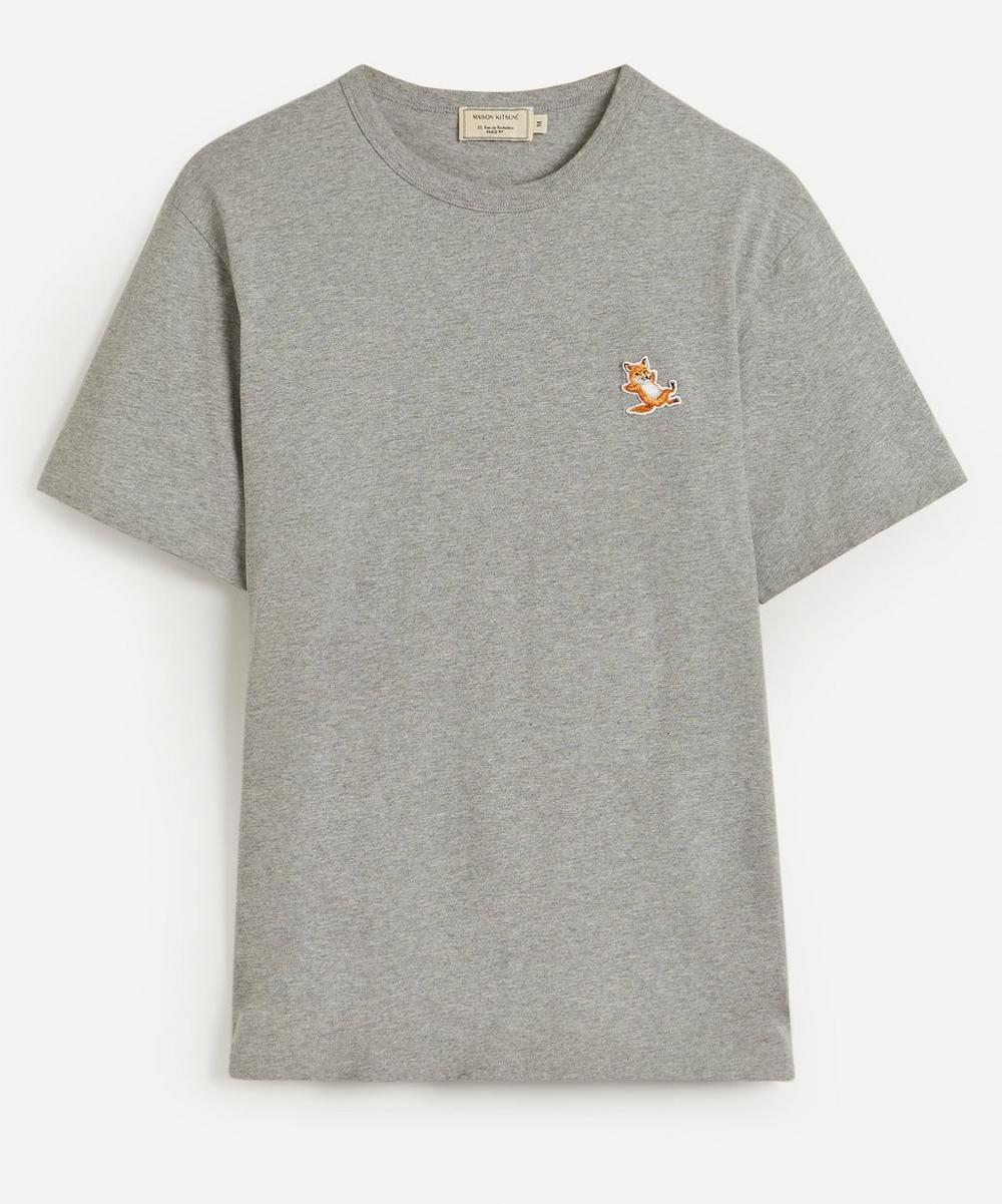 Maison Kitsuné - Chillax Fox Patch T-Shirt
