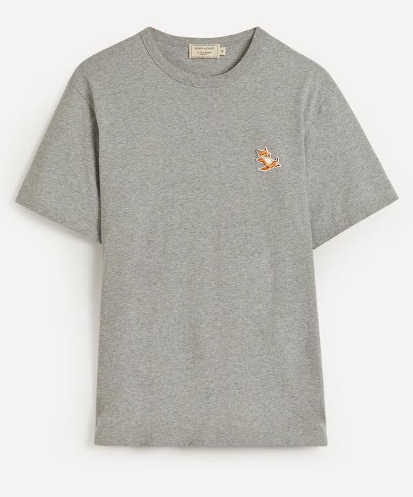 Maison Kitsuné - Chillax Fox Patch T-Shirt