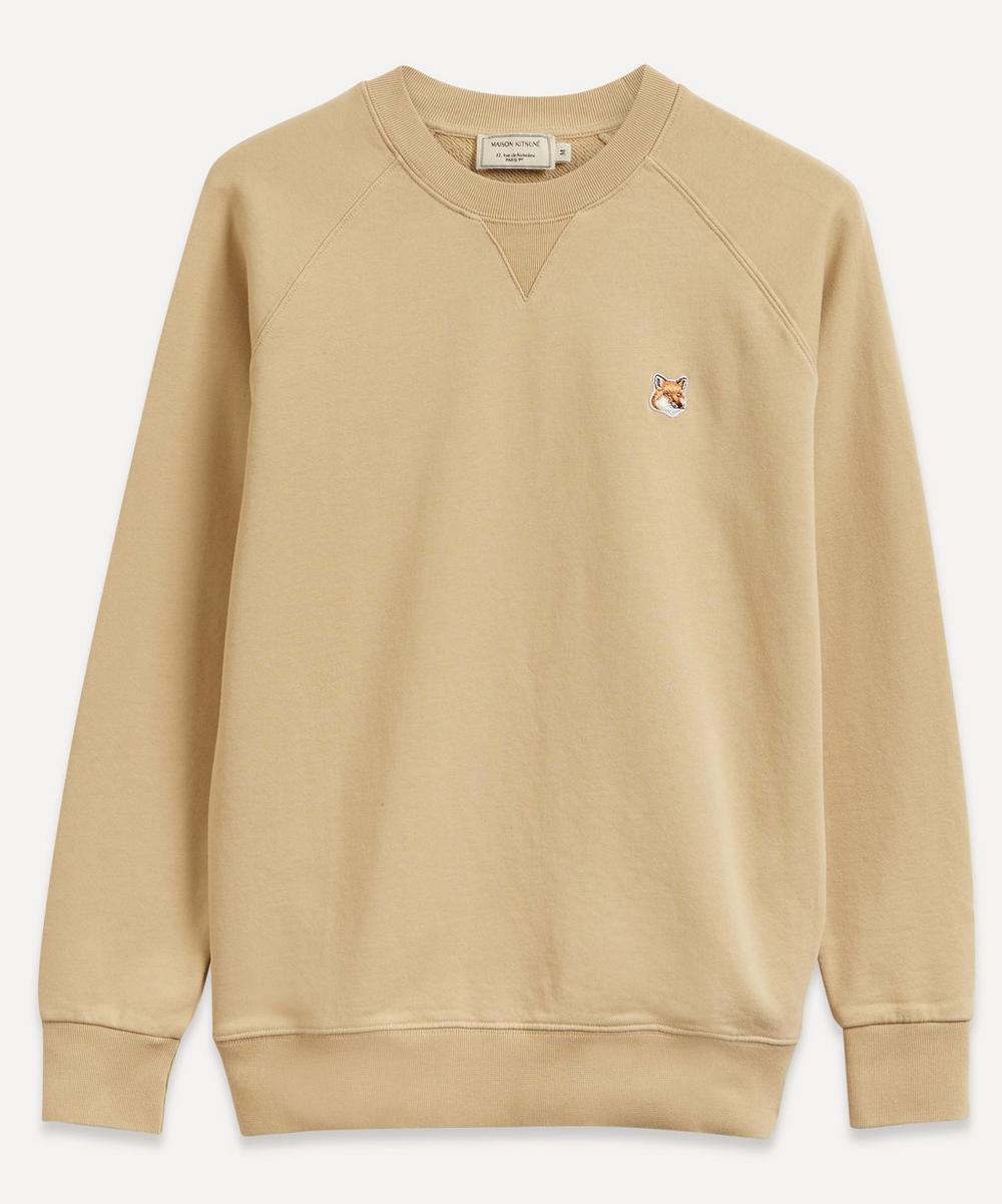 Maison Kitsuné - Fox Head Patch Sweatshirt