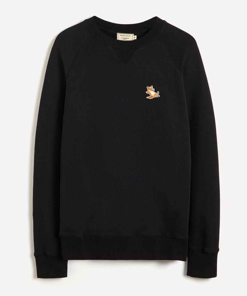 Maison Kitsuné - Chillax Fox Patch Sweatshirt