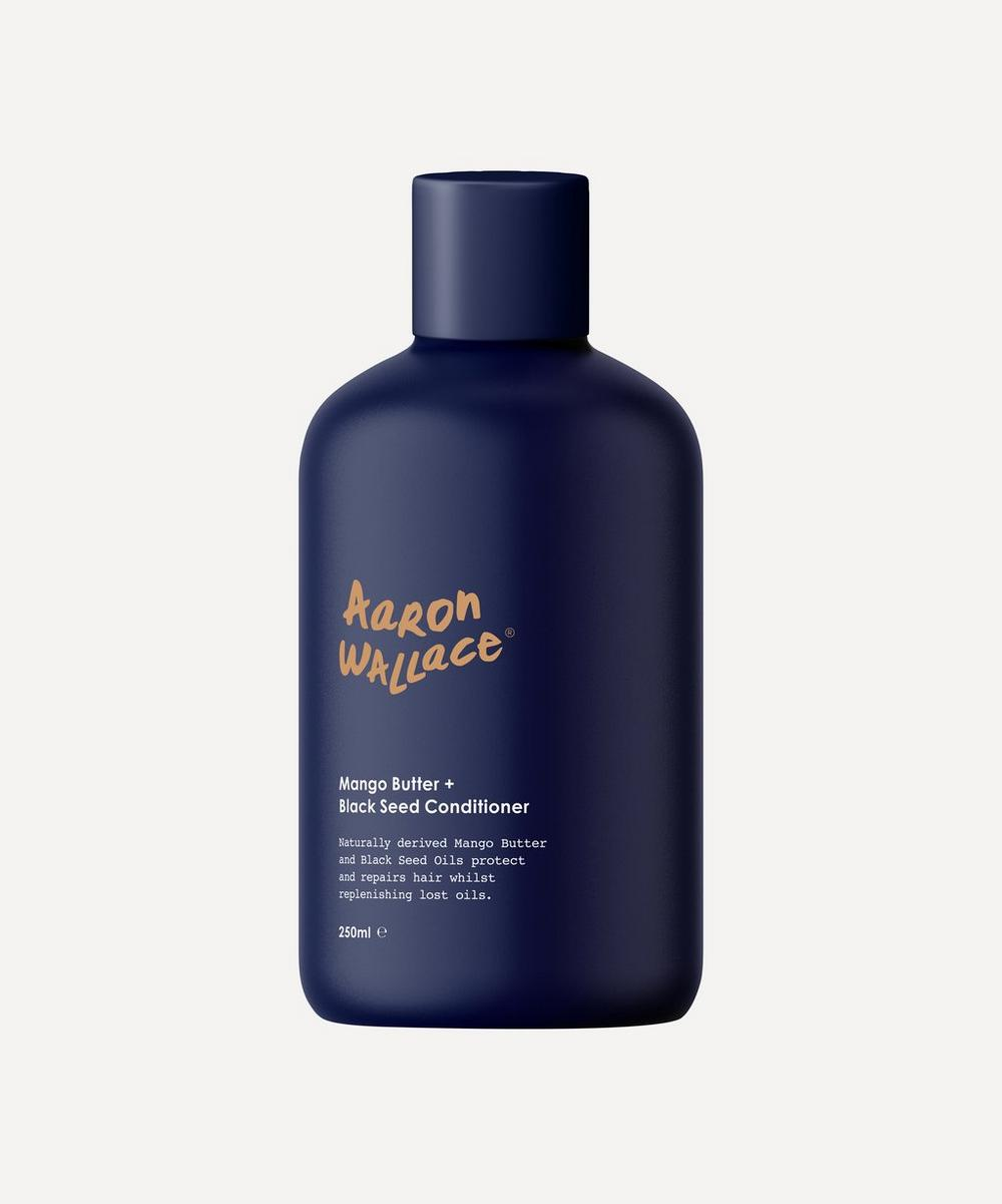 Aaron Wallace - Mango Butter + Black Seed Conditioner 250ml