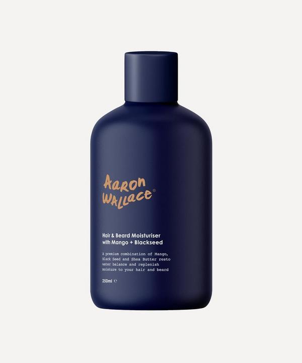 Aaron Wallace - Hair & Beard Moisturiser with Mango Butter + Black Seed 250ml