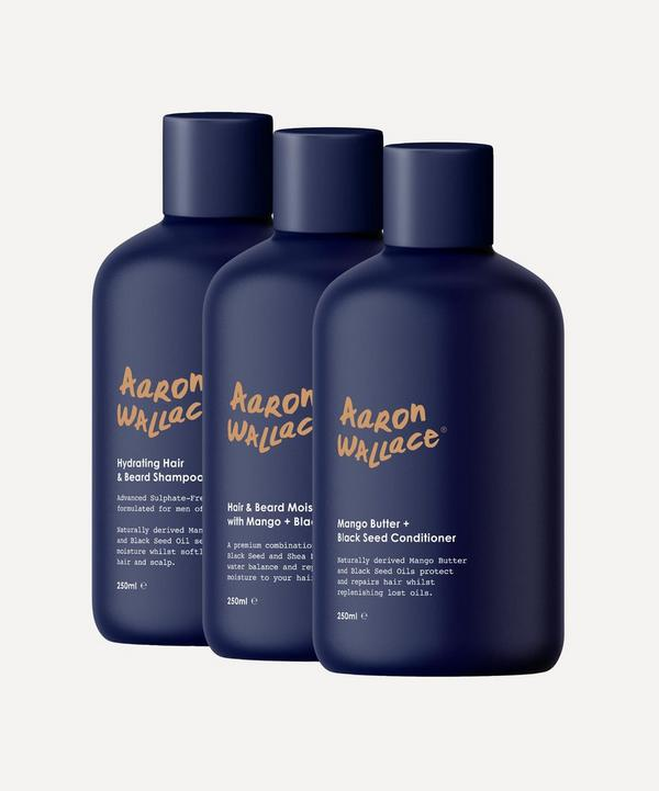 Aaron Wallace - 3-Step Hair Care System 3 x 250ml